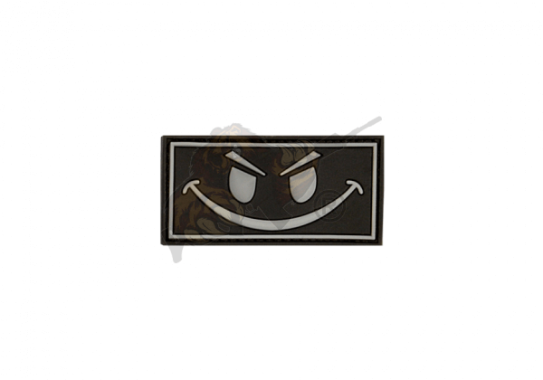 JTG - Evil Smiley Patch, swat