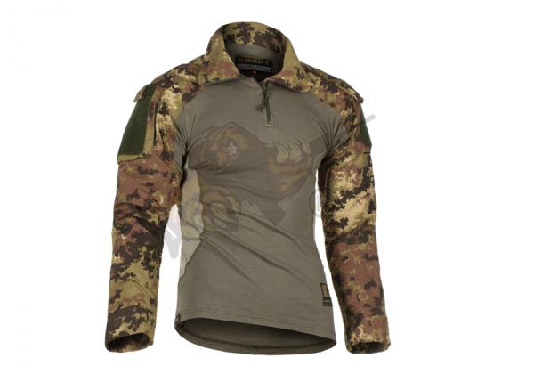 Mk.II Combat Shirt in Vegetato - Claw Gear
