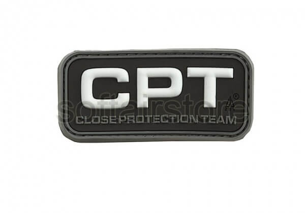 JTG - CPT - Close Protection Team / Personenschutz - Patch, swat