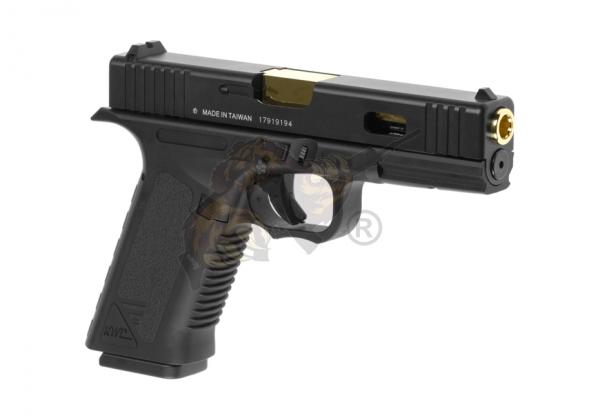 KWC Custom 17 Metall Version Schwarz GBB CO2 -F-
