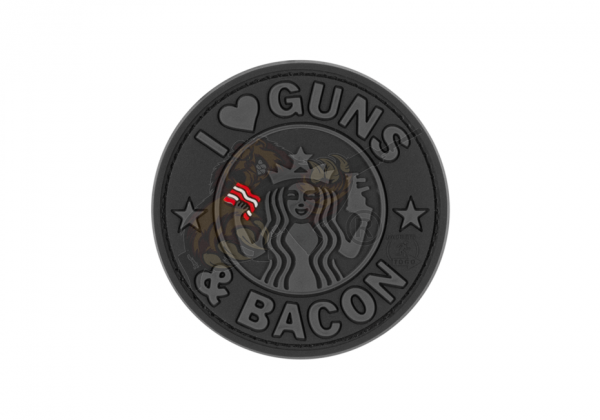 JTG - Guns and Bacon patch, blackops