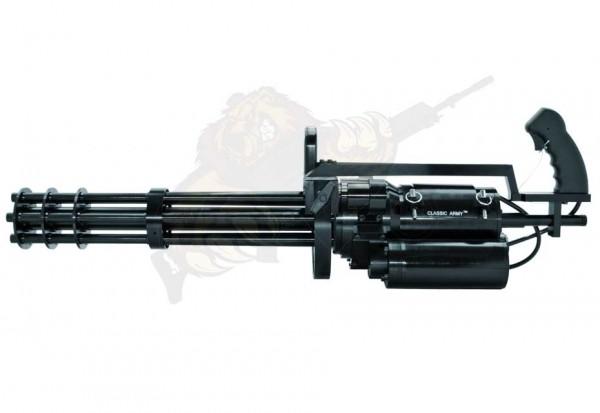 M134-A2 Vulcan Minigun HPA - max 0.5 Joule