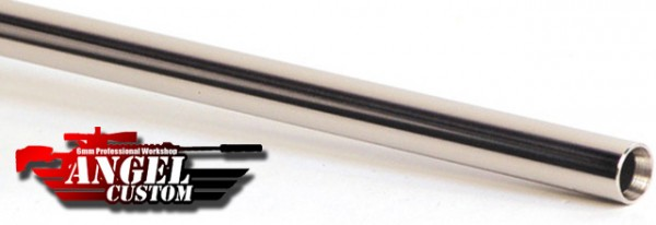 Angel Custom G2 SUS304 Stainless Steel 6.01mm Airsoft Tightbore Inner Barrel (300mm / WA GBB M4)