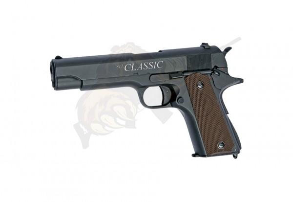 STI Classic in Schwarz - Airsoft Pistole - max 0,5 Joule