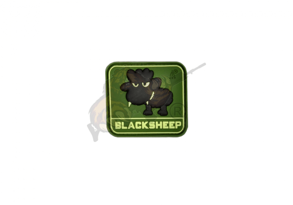 JTG - Little BlackSheep Patch, forest