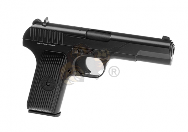 KWA TT-33 Tokarev PTP Metall Version GBB Airsoft -F-