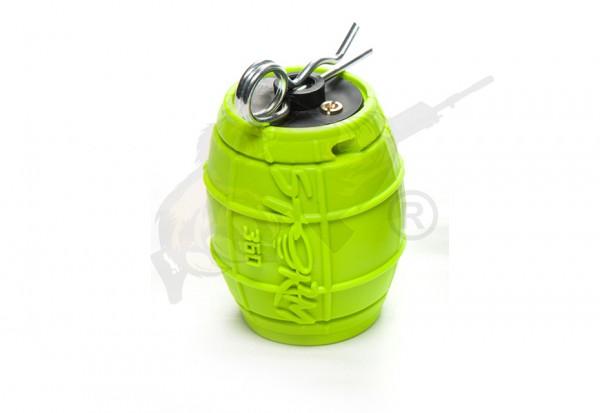 Storm Grenade 360 Impact Lime Green - Airsoft Granate mit Aufschlagzünder