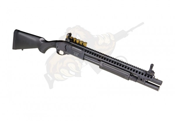 Secutor Shotgun Velites G-XI Black