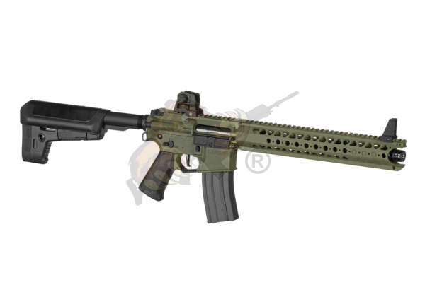 Warsport LVOA-S Airsoft in Foliage Green -F- (Krytac)