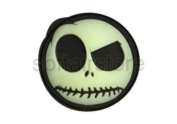 JTG - Big Nightmare Smiley, gid (glow in the dark)
