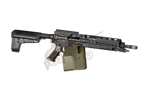 Trident LMG Enhanced Airsoft in schwarz -F- (Krytac)
