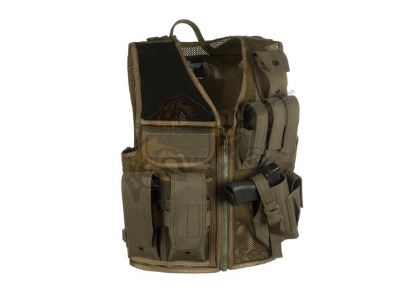 Mk.II Crossdraw Vest Ranger Green - Invader Gear