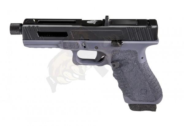 Secutor Gladius 17 Custom Pistol Navy Grey Co2 -F-