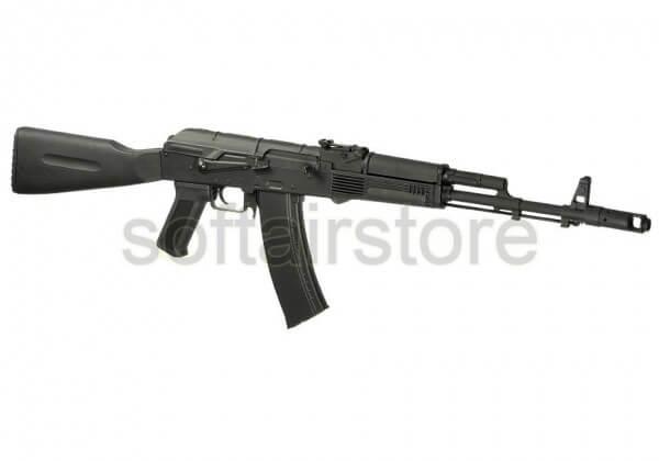 Kalashnikov AK-74M - (S)AEG Airsoft in schwarz -F-