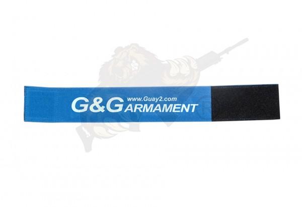 Team Armband von G&G - Blau