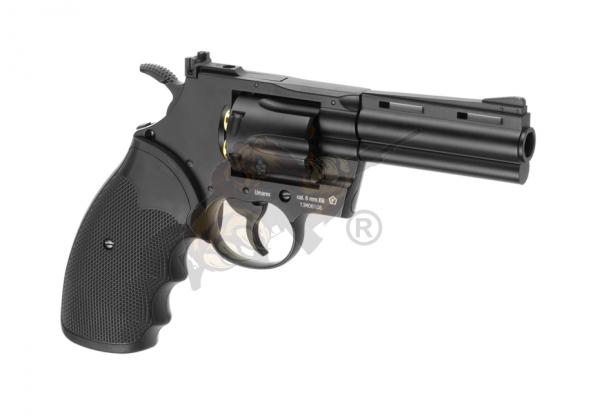 4 Inch .357 Full Metal Co2 Revolver -F-