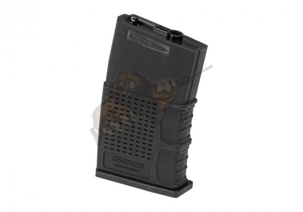 Magazin G2H (TR16 MBR 308 Serie) Hicap in Black (370 BBs) - G&G